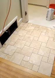 how to laying tile floor in bathroom for make comfortable bathroom