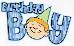 boy birthday happy birthday for boy clip library
