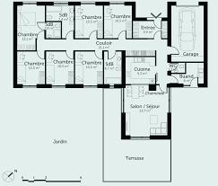 plan de maison 3 chambres salon plan de maison 2 chambres salon cuisine lovely plan maison 3