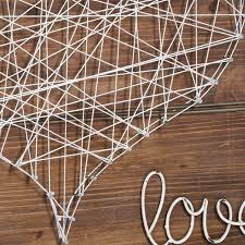 Schlafzimmer Wanddekoration Wanddekoration Holz Wanddeko Herz My Lovely Home