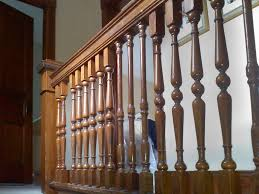 stairway balusters home design by larizza