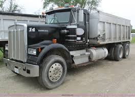2014 kenworth w900 for sale 1984 kenworth w900 dump truck item i4180 sold june 12 c