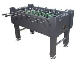 3 in one foosball table the player foosball table black foosball pinterest game