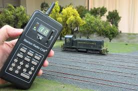 radio control and battery power for model railroads home