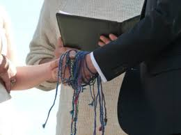 handfasting cords colors why i can t gush enough about our color coded handfasting ceremony