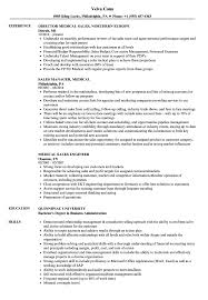 Top 8 Medical Billing Coordinator Resume Samples by Medical Sales Resume Samples Velvet Jobs