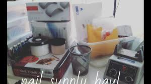 huge aliexpress and ebay nail supply haul ft micromotor marathon