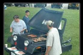 Jeep Bbq Fundraiser By Stillman Bbq For Jeep Peeps In