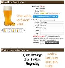 Engravable Items Personalized Beer Mugs Laser Engraved Beer Steins Corporate