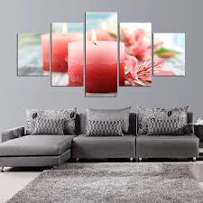Living Room Paintings Compare Prices On Candle Light Painting Online Shopping Buy Low