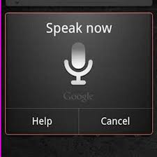 android voice developing android applications with voice recognition features
