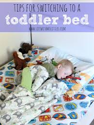 Transitioning To Toddler Bed Tips For Switching To A Toddler Bed Life With My Littles