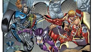 40 more of the worst rob liefeld drawings progressive boink