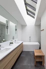 best ideas about gray and white bathroom pinterest grey big bathroom mirror trend real interiors