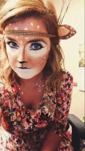 Deer Head Halloween Costume Cute Deer Dot Detailing Shoulders Cool