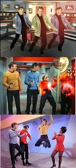 Meme Generator Star Trek - star trek dance bad pun template meme generator imgflip