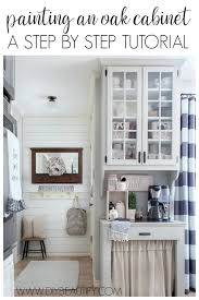 how to paint kitchen cabinets farmhouse style painted farmhouse cabinet diy beautify creating