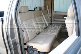 Change Car Upholstery Ford F 150 Leather Interiors