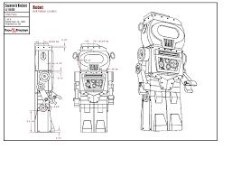 Auto Shop Plans Robot Interior By Spencer Battle At Coroflot Com