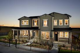 Orlando Villa Communities Map by New Homes For Sale In Castle Rock Co The Villas Community By Kb