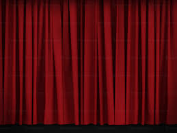 Curtain Red Curtain Background Backgroundsy Com