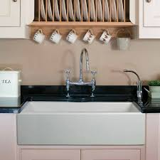 drop in farmhouse kitchen sink reputable single farmhouse fireclay bowl sinkand pull out chrome