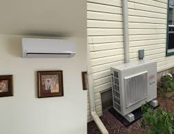 ductless mini split air conditioner ductless mini split installation palmyra pa earth energy
