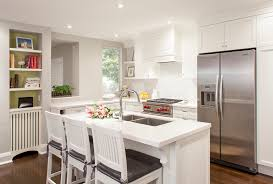 pictures of kitchen islands with sinks kitchen island with sink and breakfast bar kitchen and decor