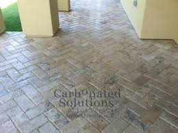 Sealer For Stone Patio by Travertine Cleaning Las Vegas Travertine Cleaning Sealing Polishing