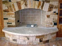 sandstone fireplace brick fireplace boulder stone hearth premiere quality masonry