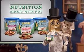 Planters Peanuts Commercial by Planters Nut Rition Launching First National Campaign Since 2012