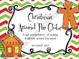 around the globe a powerpoint presentation from the