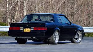 Buick Grand National Car 1986 Buick Grand National S167 Indy 2016