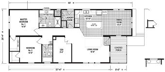 Skyline Mobile Home Floor Plans 2000 Skyline Mobile Home Floor Plans Home Plan