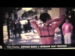 Erykah Badu Uncut Window Seat - was erykah badu wrong or was the video art on air idiot show