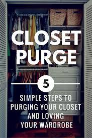 Cleaning Closet Ideas Best 25 Apartment Closet Organization Ideas On Pinterest Room