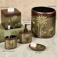Palm Tree Bathroom Accessories by Palm Tree Bathroom Accessories Havana Tropical Palm Tree Bath