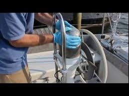 Edson Pedestal Guard Binnacle Compass Removal Youtube