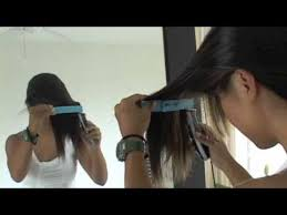 how to cut long hair to get volume at the crown how to cut layers and create volume layered hairstyles youtube