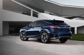 lexus suv 2016 rx report lexus may be close to announcing three row rx