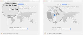 Current Time Zone Map by How To Use The Menu Bar On Your Mac Imore