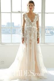 marchesa wedding dress marchesa wedding dresses 2017 bridal fashion week brides