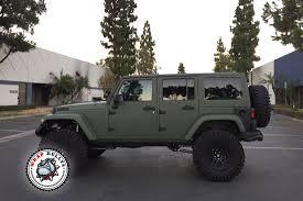 jeep wrangler army green matte army green jeep wrap wrap bullys