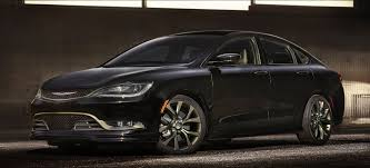 chrysler car 2016 2016 chrysler 300s and 200s alloy editions sport chassis tunes