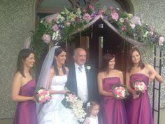 wedding arches ireland wedding flowers floral arch by www macsflowers miltown malbay