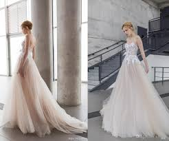 ethereal wedding dress new arrival dreamy ethereal mira zwillinger stardust bridal
