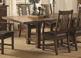 105701 dining table by coaster w optional items