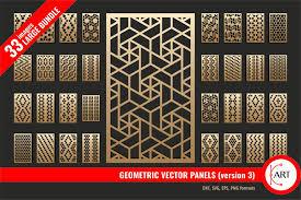 svg bundle partitions room divider files vector panel fence