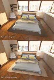 bedroom demo archviz with ssrr u2013 unity blog