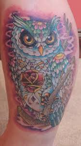 22 best owl tattoo images on pinterest searching bird tattoos